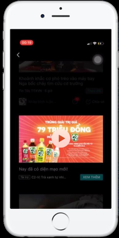 Quảng cáo Video trên Zalo Ads