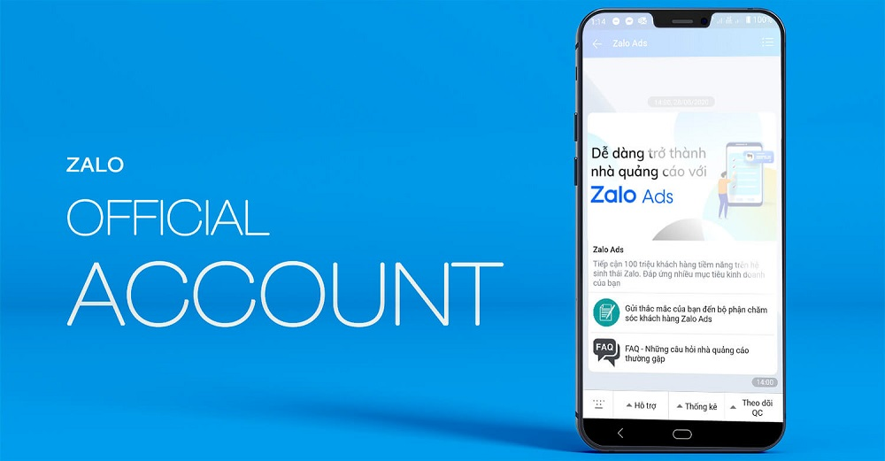 Zalo official Account ( Zalo OA)
